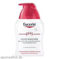 Eucerin pH5 Hand Waschöl Empfindliche Haut, 250 ML, Beiersdorf AG Eucerin