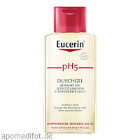 Eucerin pH5 Duschgel Empfindliche Haut, 200 ML, Beiersdorf AG Eucerin
