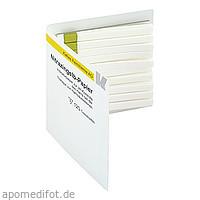 Nitrazingelbpapier, 120 ST, Kallies Feinchemie AG