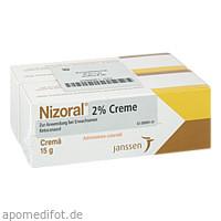 Nizoral Creme, 30 G, Eurimpharm Arzneimittel GmbH
