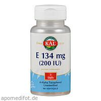 VITAMIN E 200 IE, 90 ST, Supplementa Corporation B.V.