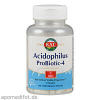 Acidophilus Probiotic-4, 100 ST, Supplementa Corporation B.V.