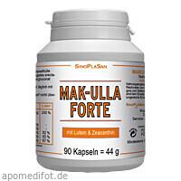 Makula FORTE Zeaxanthin/Lutein, 90 ST, Sinoplasan AG