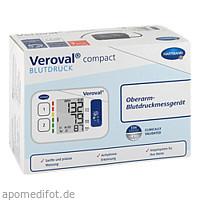 Veroval compact Oberarm-Blutdruckmessgerät, 1 ST, Paul Hartmann AG