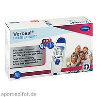 Veroval 2in1 Infrarot-Fieberthermometer, 1 ST, Paul Hartmann AG