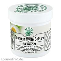 Thymian Myrte Balsam für Kinder Resana, 100 ML, Resana GmbH