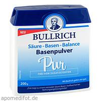 Bullrich Säure Basen Balance Basenpulver Pur, 200 G, Delta Pronatura Dr. Krauss & Dr. Beckmann KG