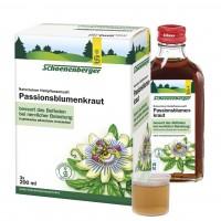 Passionsblumenkraut naturreiner Heilpflanzensaft, 3X200 ML, Salus Pharma GmbH