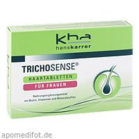 Trichosense Haartabletten für Frauen, 30 ST, Hans Karrer GmbH