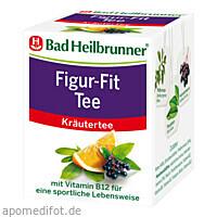 Bad Heilbrunner Figur-Fit Tee, 8X2.0 G, Bad Heilbrunner Naturheilm. GmbH & Co. KG