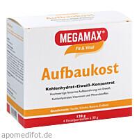 MEGAMAX Aufbaukost 4 Sorten, 4X30 G, Megamax B.V.