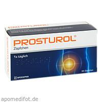 Prosturol Zäpfchen, 30 ST, Apogepha Arzneimittel GmbH