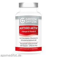 Green Offizin - Arthro aktiv, 120 ST, Green Offizin S.r.l.