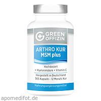 Green Offizin - Arthro Kur MSM Plus, 365 ST, Green Offizin S.r.l.
