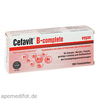 Cefavit B-complete, 100 ST, Cefak KG