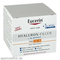 Eucerin Anti-Age Hyaluron-Filler Tag LSF 30, 50 ML, Beiersdorf AG Eucerin
