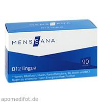 B12 lingua MensSana, 90 ST, MensSana AG