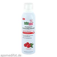 sebamed Pflegender Duschschaum mit Jojobaöl, 200 ML, Sebapharma GmbH & Co. KG