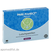 PARI ProtECT Lutschpastillen, 20 ST, Pari GmbH