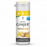 Ingwer GINJER Kaugummi Zitrone, 30 G, Lemon Pharma GmbH & Co. KG