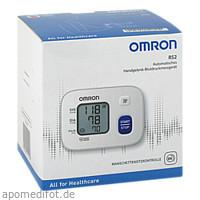 OMRON RS2 Handgelenk Blutdruckmessgerät HEM-6161-D, 1 ST, Hermes Arzneimittel GmbH