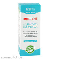 Believa Neurodermitis & Psoriasis Hautcreme, 100 ML, Believa GmbH