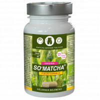 Matcha SO MATCHA Figur Kapseln, 28.7 G, Lemon Pharma GmbH & Co. KG