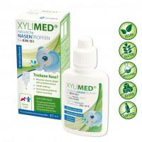 miradent Xylimed Kids Nasentropfen natürlich, 22 ML, Hager Pharma GmbH