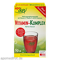 APODAY Vitamin-Komplex Kirsch-Aronia o.Zz Pulver, 10X5 G, Wepa Apothekenbedarf GmbH & Co. KG