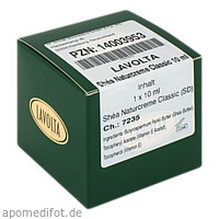Lavolta Shea Naturcreme Classic, 10 ML, Dr. Armah-Biomedica GmbH & Co. KG