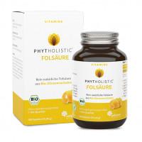 Phytholistic Folsäure Bio, 180 ST, Cellavent Healthcare GmbH
