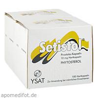 Setistol Prostata-Kapseln, 2X100 ST, Johannes Bürger Ysatfabrik GmbH