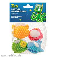 Tinti Lustige Badefreunde 4-teilig, 1 P, Wepa Apothekenbedarf GmbH & Co. KG