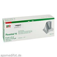 ROSIDAL K Binde 8 cmx5 m, 10 ST, B2b Medical GmbH