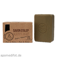 ALEPEO Musc & Ambre 8% Laurel Bay Oil, 100 G, ASAV Apoth.Serv.Arzneim.Vertr. GmbH