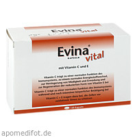 Evina vital, 120 ST, Rodisma-Med Pharma GmbH