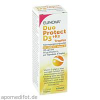 EUNOVA DuoProtect D3+K2 1000IE/50UG, 11.5 ML, STADA Consumer Health Deutschland GmbH