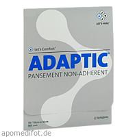 ADAPTIC 10x10 cm feuchte Wundauflage 2010F, 10 ST, B2b Medical GmbH