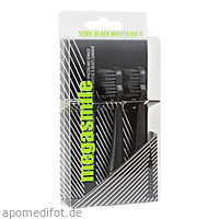 Megasmile sonic II Ersatzbürsten black, 2 ST, Imp GmbH International Medical Products