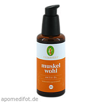 Muskelwohl Aktiv Öl bio, 50 ML, Primavera Life GmbH