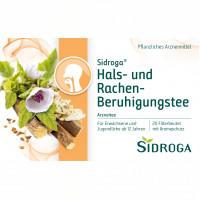Sidroga Hals- und Rachen-Beruhigungstee, 20X1.75 G, Sidroga Gesellschaft Für Gesundheitsprodukte mbH