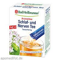 Bad Heilbrunner Schlaf- und Nerven Tassenfertig, 10X1.0 G, Bad Heilbrunner Naturheilm. GmbH & Co. KG