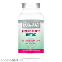 Green Offizin - Probiotic Forte Hetox, 120 ST, Green Offizin S.r.l.