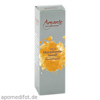 Macadamianussöl 100 % rein - Hautpflegeöl Amante, 100 ML, Henry Lamotte Oils Gmb