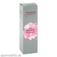 Mandelöl 100 % rein - Hautpflegeöl Amante, 100 ML, Henry Lamotte Oils Gmb
