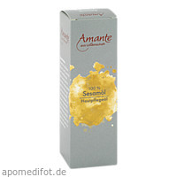 Sesamöl 100 % rein - Hautpflegeöl Amante, 100 ML, Henry Lamotte Oils Gmb