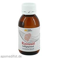 Rizinusöl kaltgepresst - kosmetischer Rohstoff, 100 ML, Henry Lamotte Oils Gmb