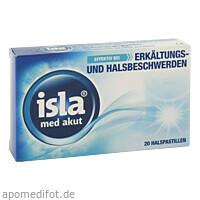 isla med akut, 20 ST, Engelhard Arzneimittel GmbH & Co. KG