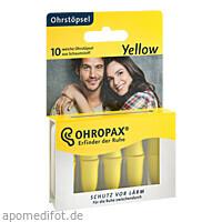 OHROPAX Yellow Schaumstoff-Stöpsel, 10 ST, Ohropax GmbH
