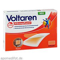 Voltaren Wärmepflaster Rücken 4x1, 4 ST, GlaxoSmithKline Consumer Healthcare
